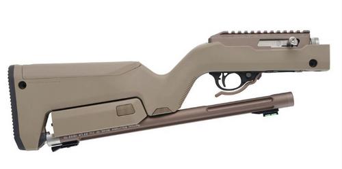 Tactical Solutions X-RING Semi-Auto Take Down Rifle CALIFORNIA LEGAL - .22LR - FDE