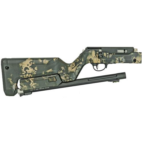 Tactical Solutions OWYHEE Bolt Action Take Down Rifle CALIFORNIA LEGAL - .22LR - Kryptek Obskura Nox