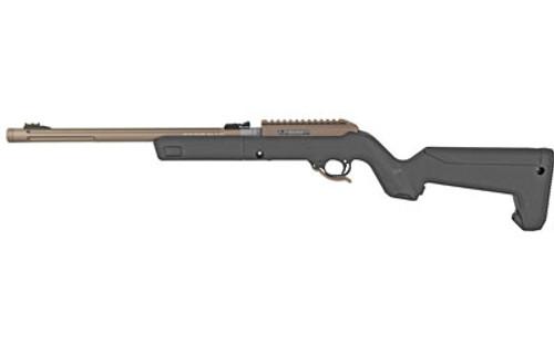 Tactical Solutions X-RING Semi-Auto Take Down Rifle CALIFORNIA LEGAL - .22LR - Black/Quicksand