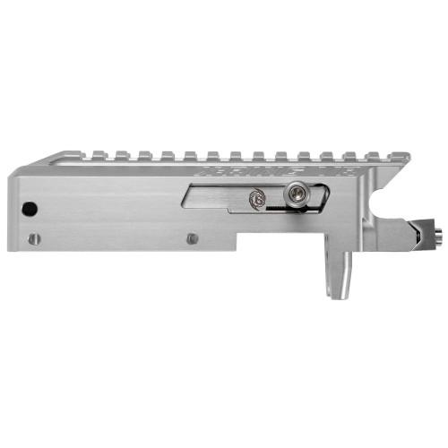 Tactical Solutions X-RING Receiver Semi-Auto CALIFORNIA LEGAL - .22LR - Silver