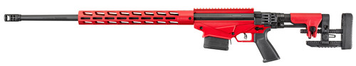 Ruger Precision Rifle CALIFORNIA LEGAL - 6.5 Creedmoor - USMC Red
