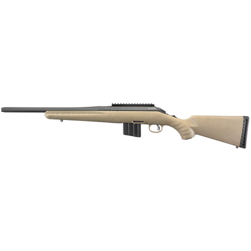 Ruger American Ranch Rifle Compact CALIFORNIA LEGAL - .350 Legend - FDE
