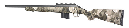 """Ruger American Ranch Rifle 20"""" CALIFORNIA LEGAL - .350 Legend - Anywhere Camo"""