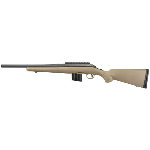 """Ruger American Ranch Rifle 16.1"""" CALIFORNIA LEGAL - 6.5 Grendel - FDE"""