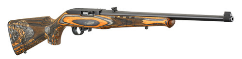 Ruger 10/22 Sporter TALO Exclusive CALIFORNIA LEGAL - .22LR - Engraved Bengal Tiger