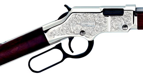 Henry Silver Eagle CALIFORNIA LEGAL - .22 LR - Walnut/Nickel