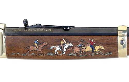 Henry Big Boy Cowboy II CALIFORNIA LEGAL - .45 Colt - Walnut/Brass