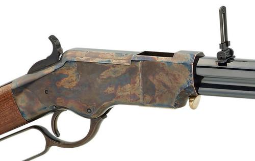 Henry New Original Iron Frame CALIFORNIA LEGAL - .44-40 - Walnut/Case Hardened
