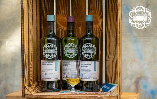 Whisky Tasting mit Munich Food guide