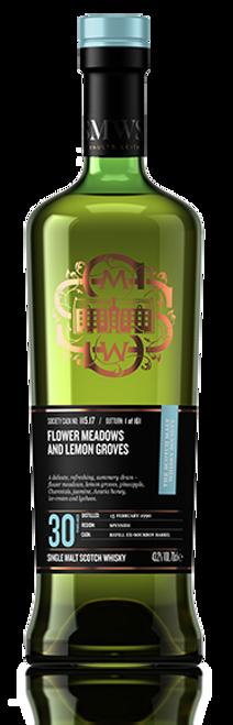 Flower meadows and lemon groves