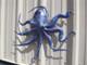 "28"" Octopus Half Mount - Purple/Blue"