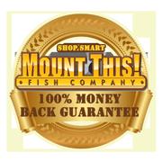 Bluegill Mount Guarantee