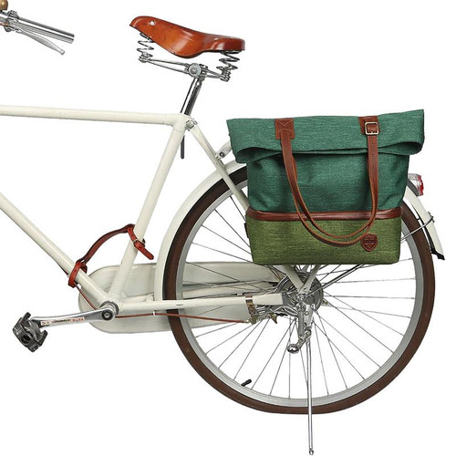 Retro Insulated Water Repellent Pannier/Shoulder Bag