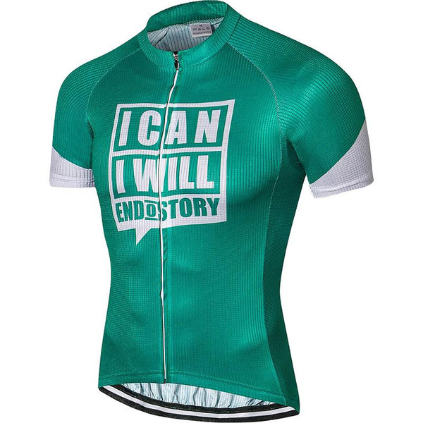 Men's 'I Can I Will' Cycling Jersey
