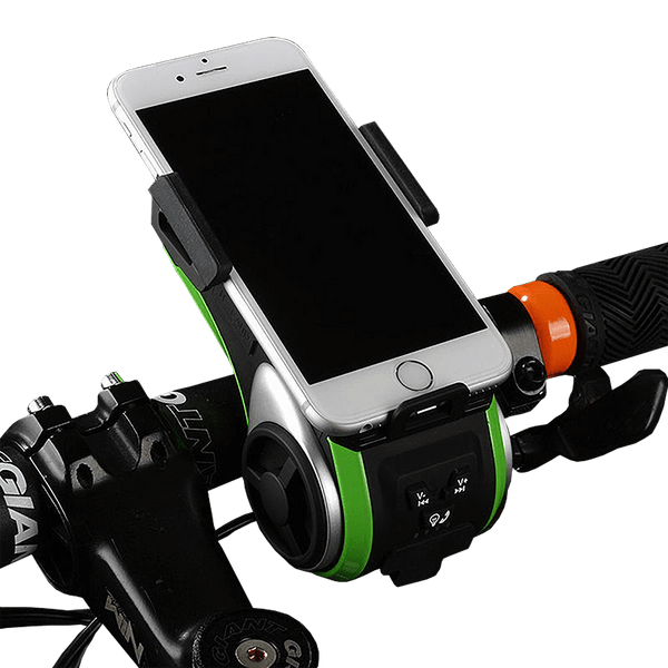Smart Bluetooth Powerbank Phone Holder