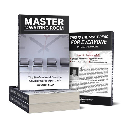 Master of the Waiting Room Book