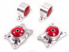 00-09 S2000 BILLET REPLACEMENT REAR DIFFERENTIAL MOUNT KIT (F-SERIES/MANUAL)