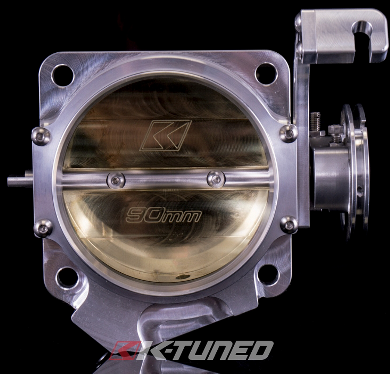 80mm Throttle Body w/ K-Series IACV and Map ports - B-Series TPS