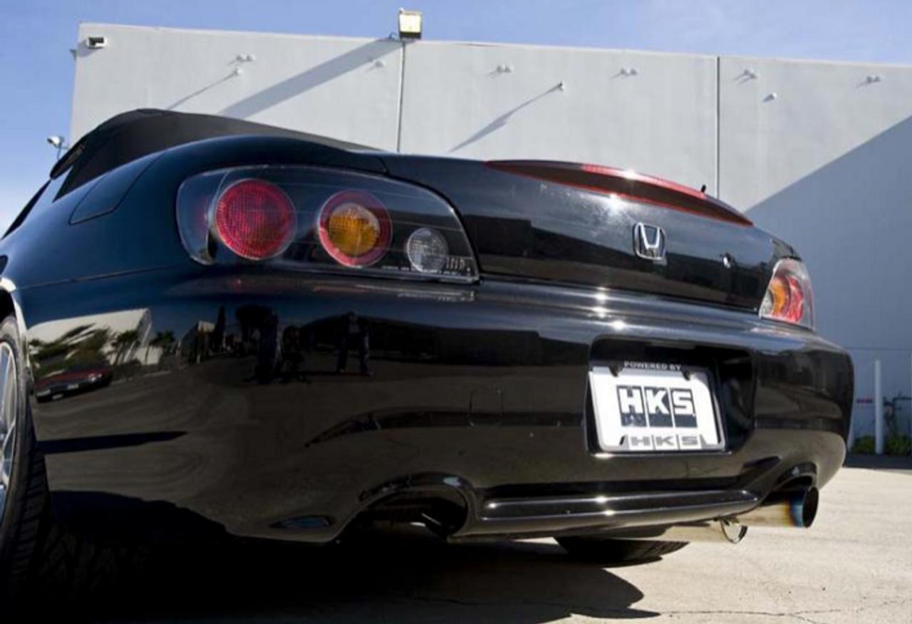 00-09 Honda S2000 HKS HI-Power Single Side Exhaust