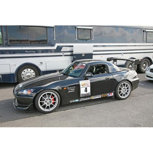 "Honda S2000 GTC-300 67"" Adjustable Wing 2000-Up"