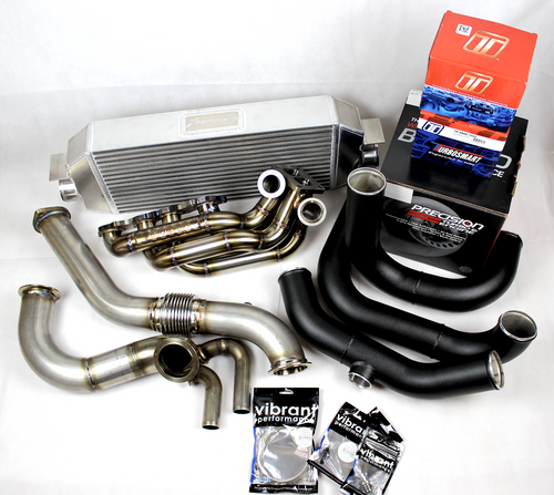 00-09 Honda S2000 Turbo Kit