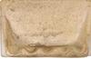 Cast Stone Noce Soap Dish  Stone   33-020