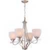 Monument | Chandelier | Brushed Nickel | 076335236001