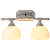 Monument | 2-Light Vanity Fixture | Chrome | 617077