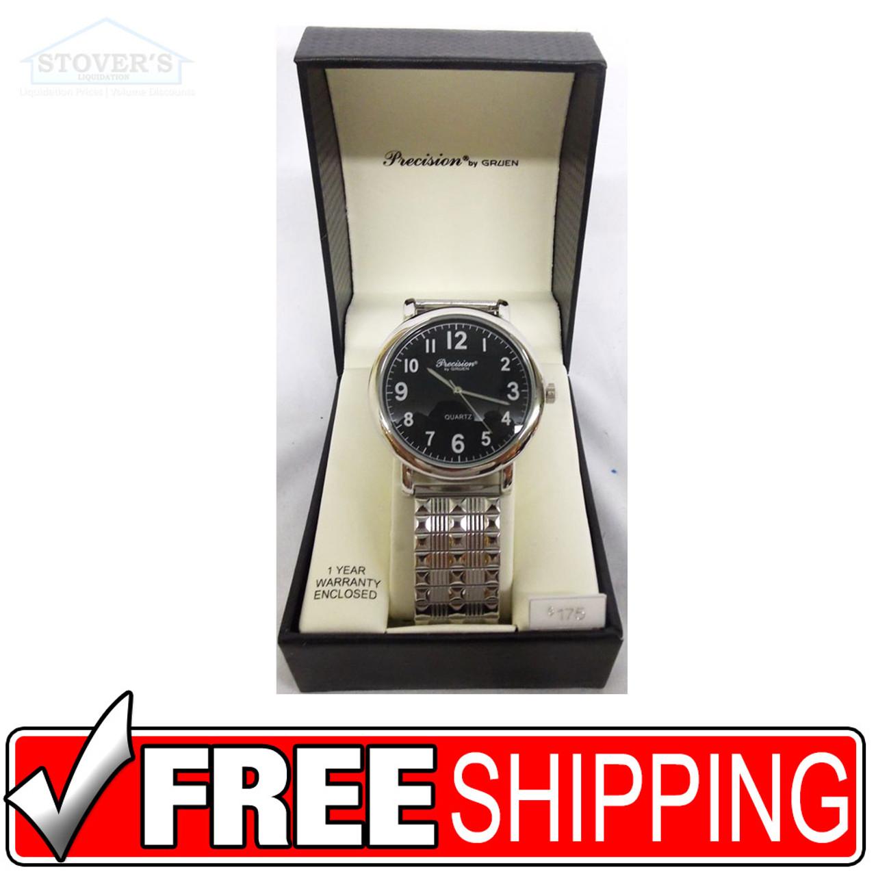 Men's Watch - Silver Precision by Gruen