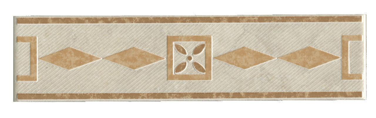 10 Pcs Ragno Madison Tan Ar 2 5x10 Ceramic Tile Listello Vtg Kitchen Art Deco Stover S Liquidation