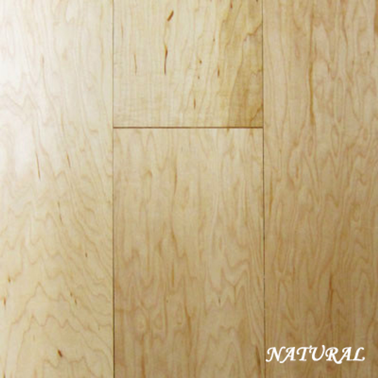 "MAPLE | Engineered Hardwood Flooring | Cottage Series | 3"" x 3/8"" Cabin Grade [25.5 SF / Box]"