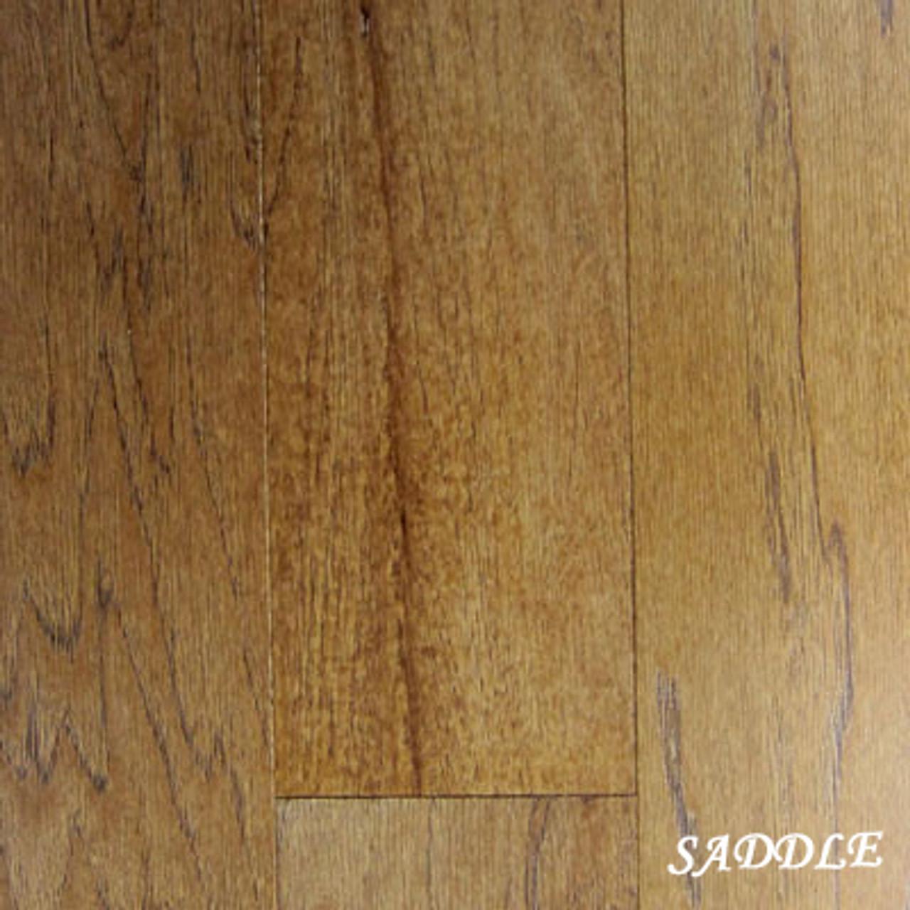 "HICKORY | Engineered Hardwood Flooring | Cottage Series | 5"" x 3/8"" Cabin Grade [24.5 SF / Box]"