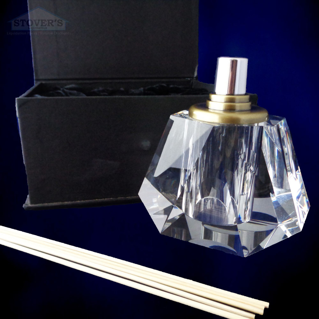 Scentier   Fragrance Diffusers   Krystalique   Crystal Eloquent 923