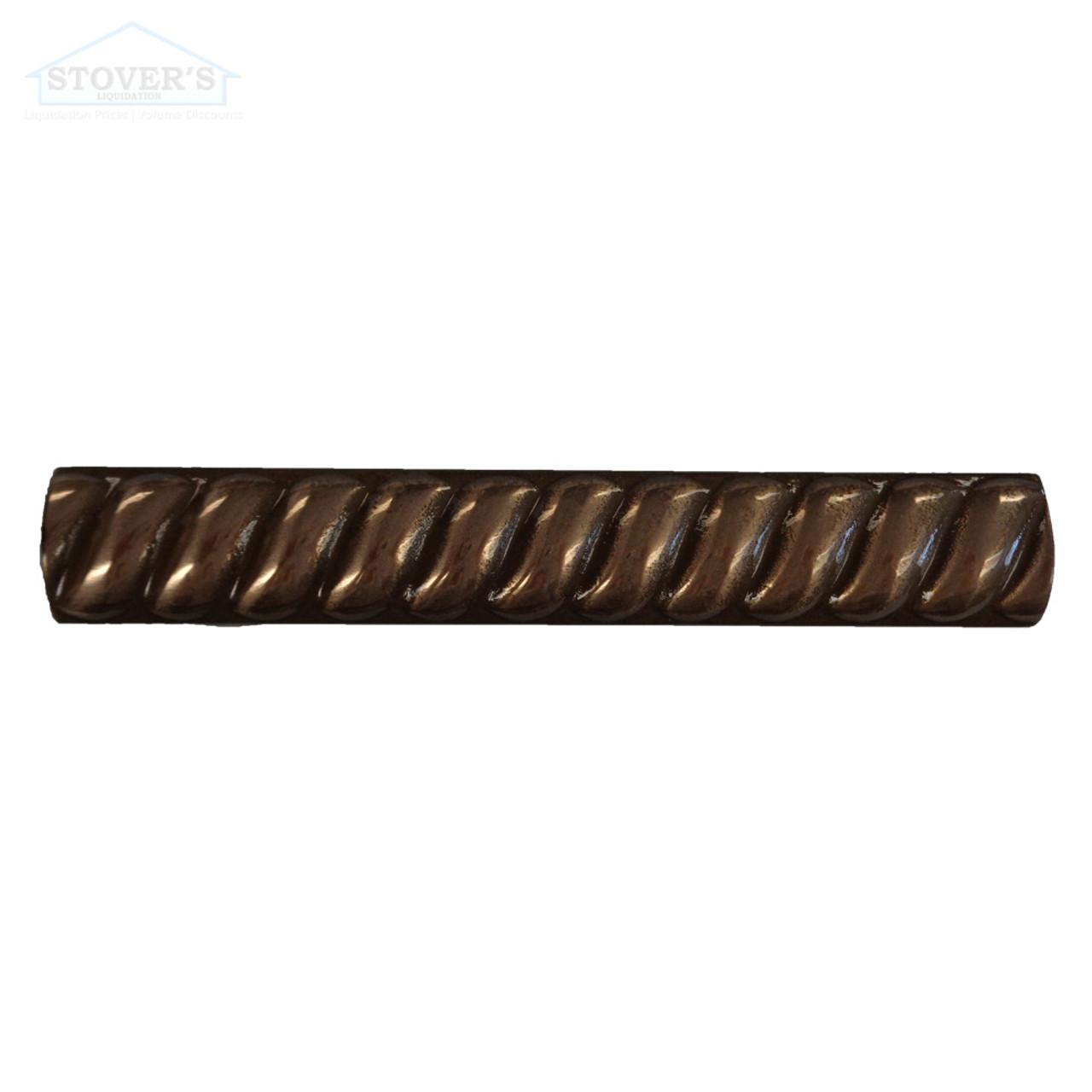 1x6 deco metal look decos rope liner trim 461002001