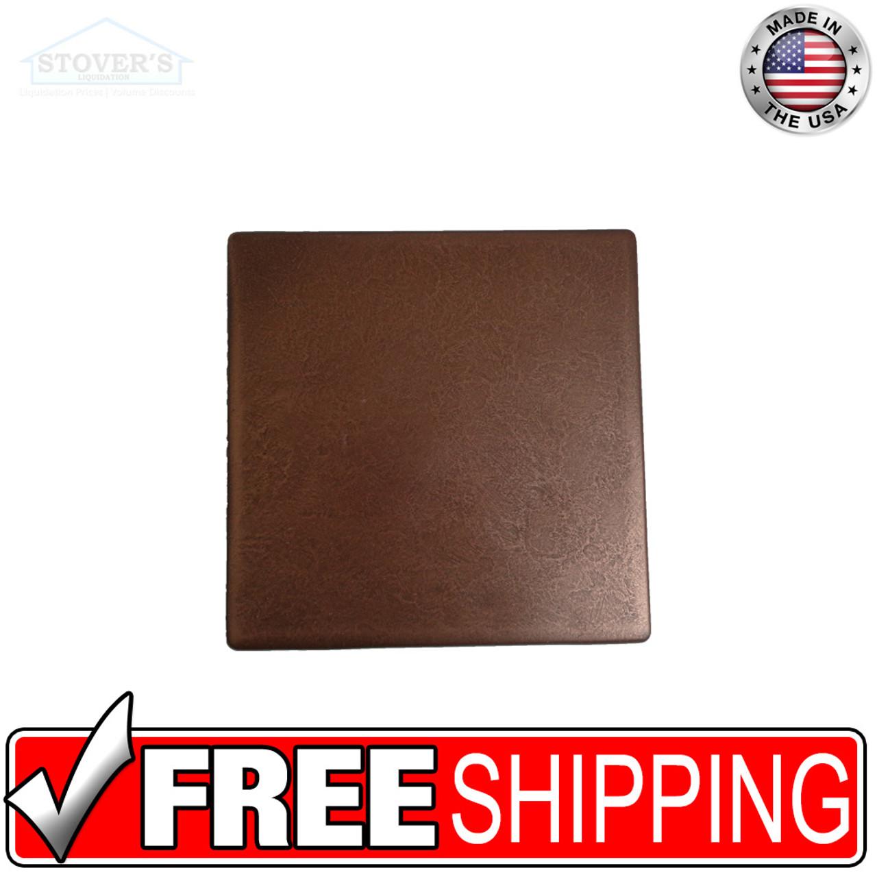 6x6 Deco   Metal Look Decos   Field Sculptured Metal Copper   TILE347020003