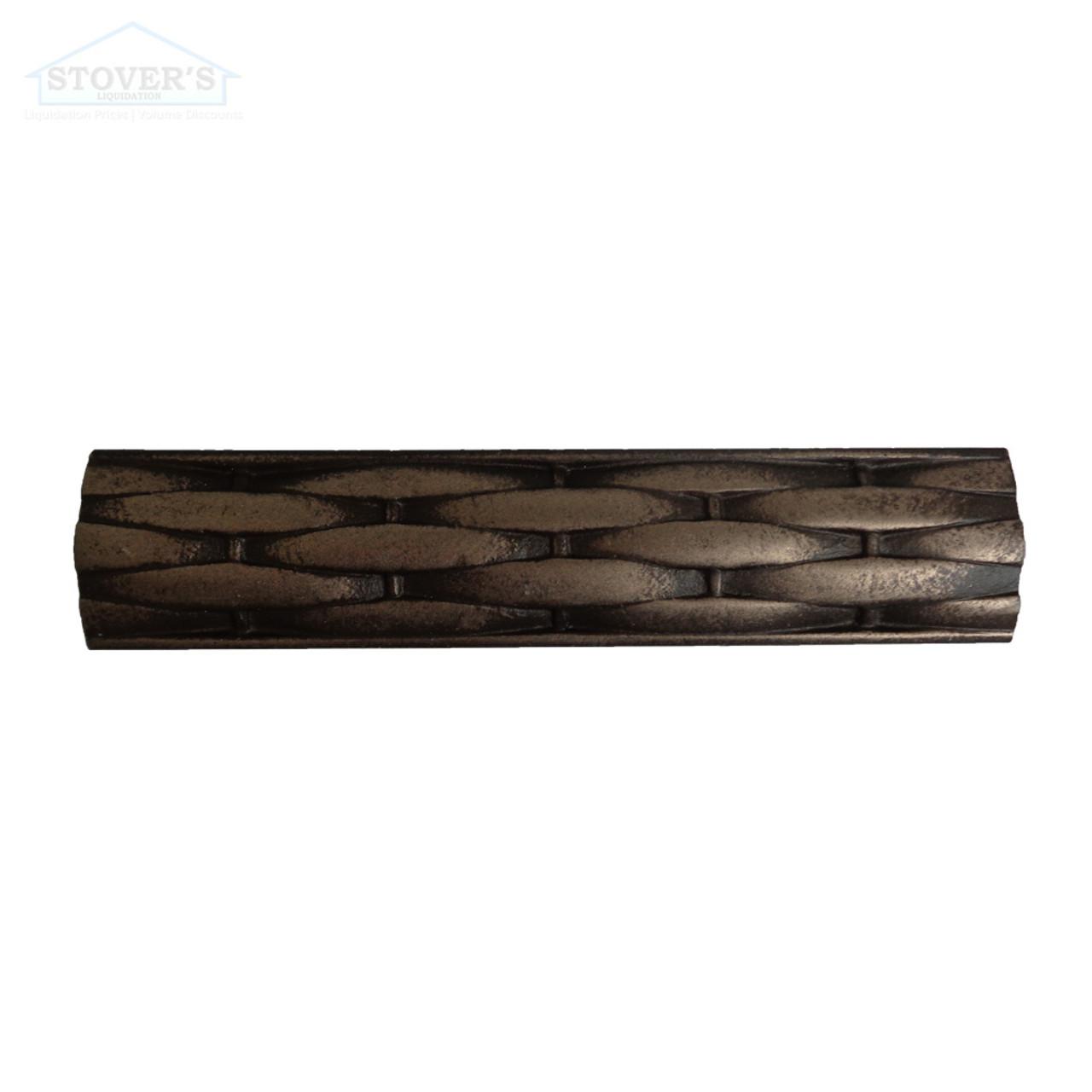 1x6 Deco   Metal Look Decos   Liner Basketweave   TRIM328021003