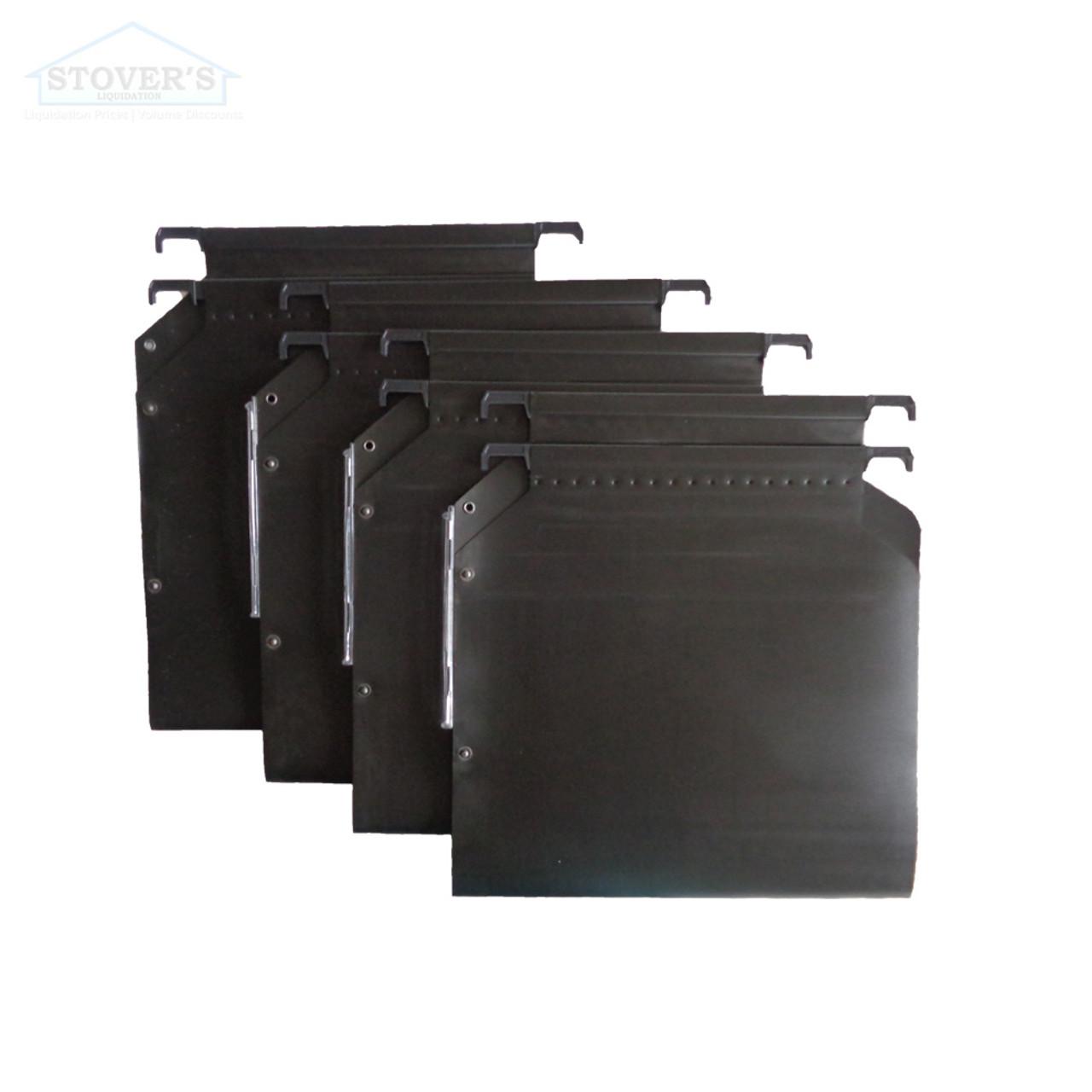 Hanging Files   Black   Set of 20   Free Shipping