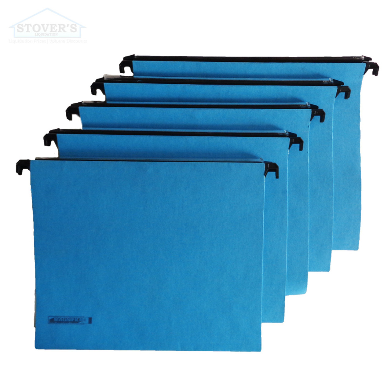 Magnifile | Hanging Files | Blue | Set of 20 | Free Shipping