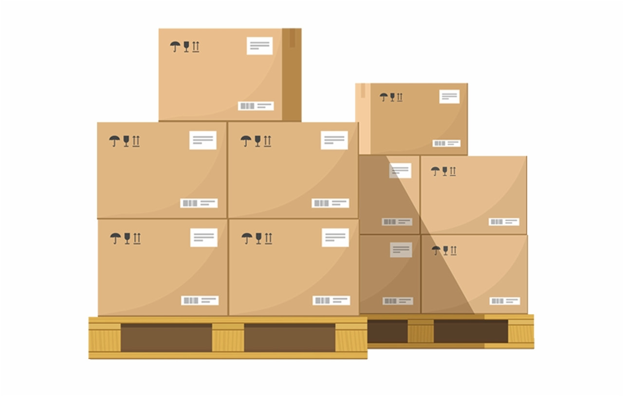FOLD-PAK 16MWWHITEM WHITE PAPER TAKE OUT CONTAINERS   BROWN PALLET