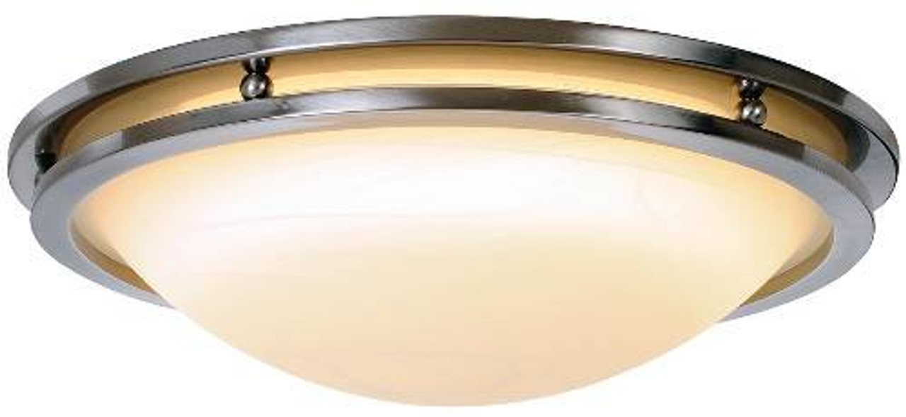 MONUMENT 617613 FLUSH MOUNT CEILING FIXTURE | BROAD PALLETS
