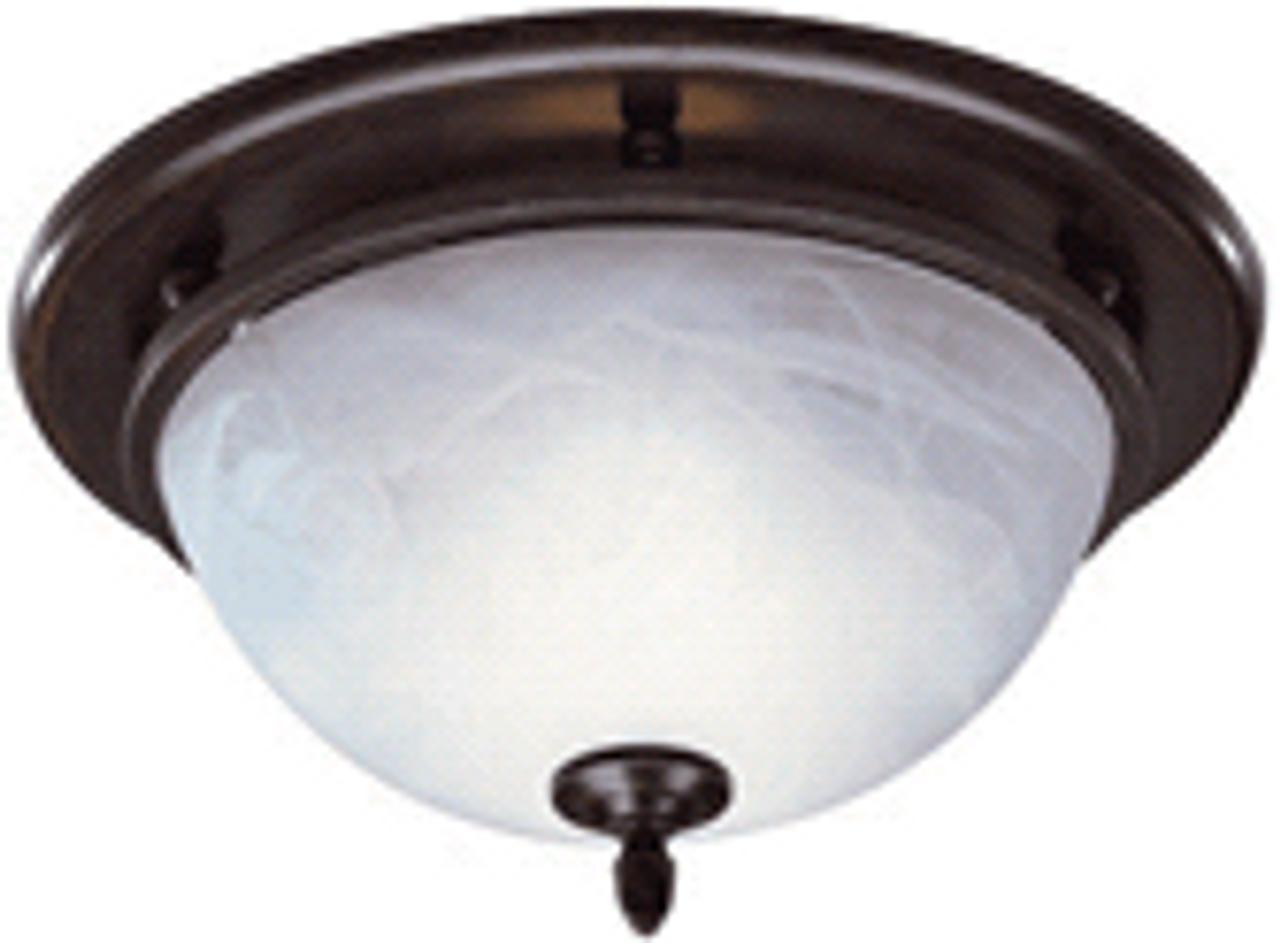 Broan | Decorative Ventilation Fan and Light | Oil Rubbed Bronze| 754RB