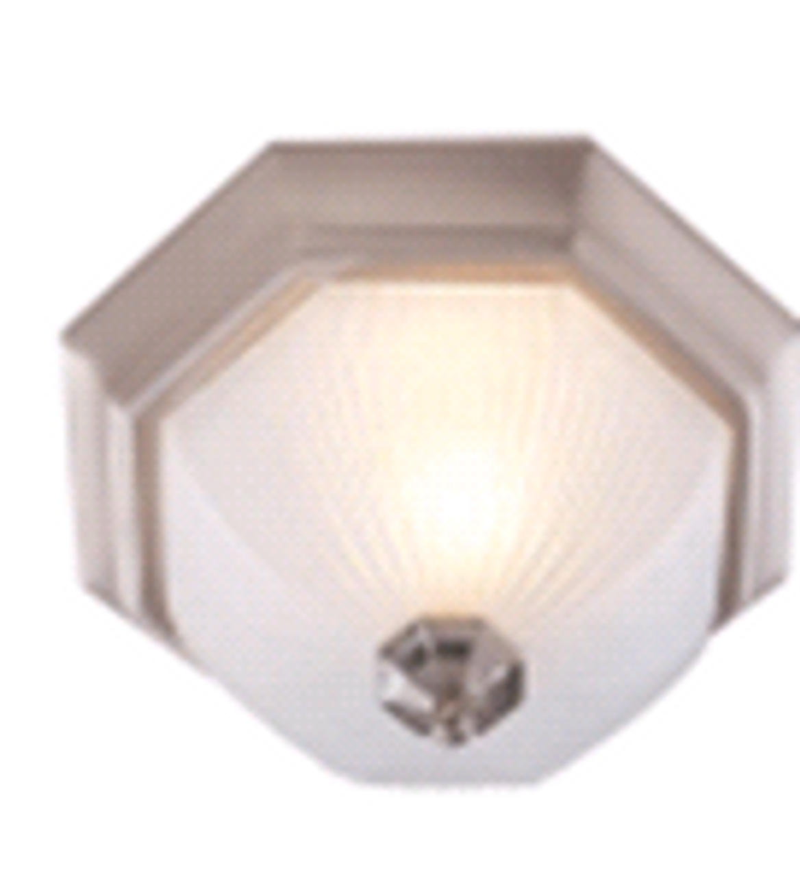 Monument   Decorative Ceiling Fixture   Brushed Nickel   076335617398