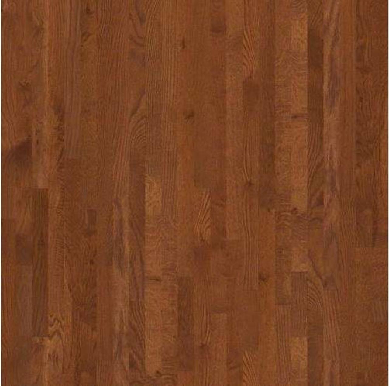 "Shaw Saddle | 2-1/4"" x 3/4"" | Solid Hardwood | 1st Quality [25 SF / Box]"
