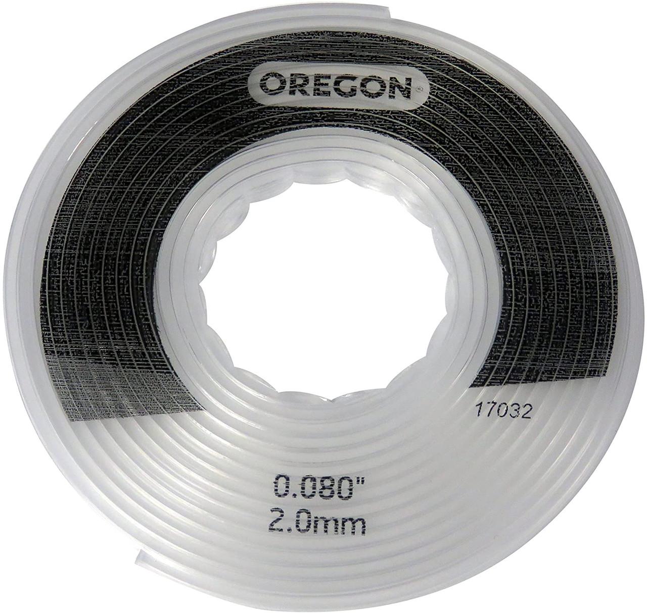 "Oregon 24-280-25 Gator SpeedLoad Small Disc .080"" Trimmer line, 25-Pack"