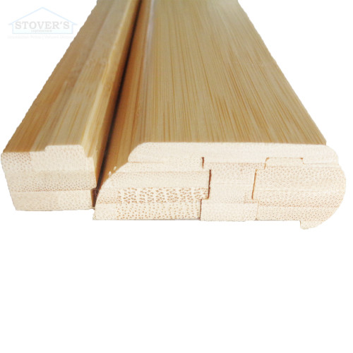 Fastrim | Hard Wood Molding | Natural Bamboo Threshold Kit | FT118404 | 47x3x.9375 | Free Shipping