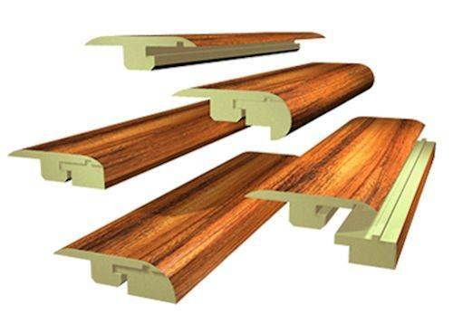 Fastrim | Hard Wood Molding | Walnut Threshold Kit | 652-069 | 47x3x.9375 | Free Shipping