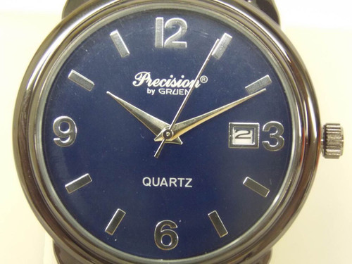 Men's Watch - Charcoal Grey Precision by Gruen