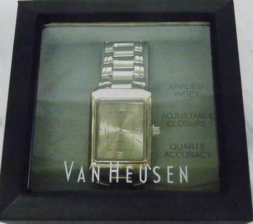 Men's Watch - Silver Van Heusen