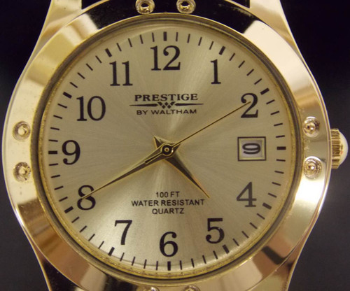 Men's Watch - Gold Prestige by Waltham
