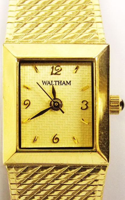 Women's Watch - Gold Waltham